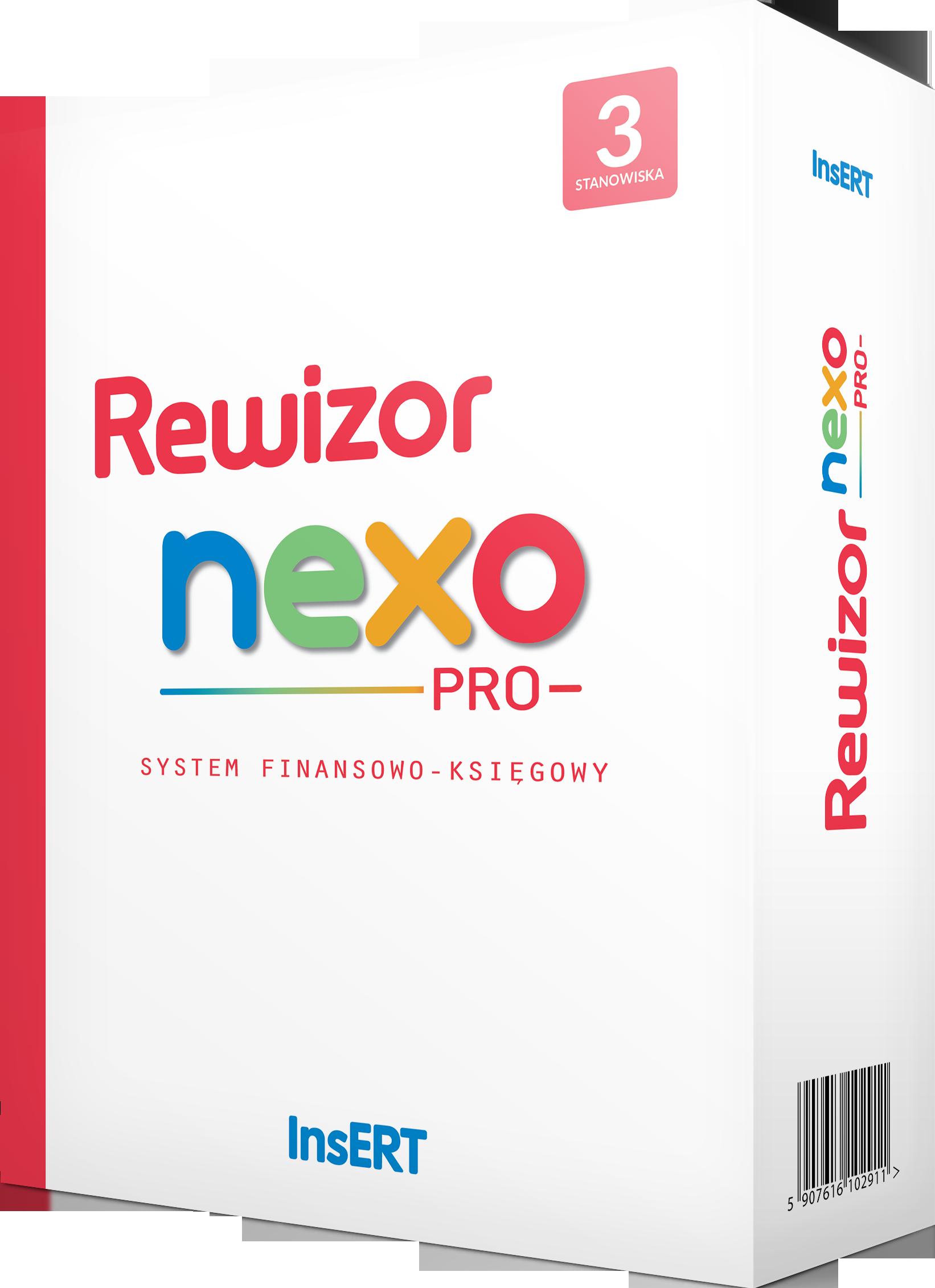 Rewizor_nexo_PRO_3_stanowiska_pudelko
